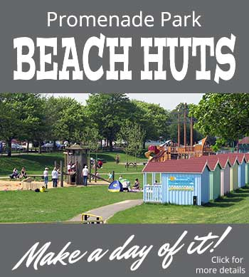 Click for more details of the Promenade Park Beach Huts