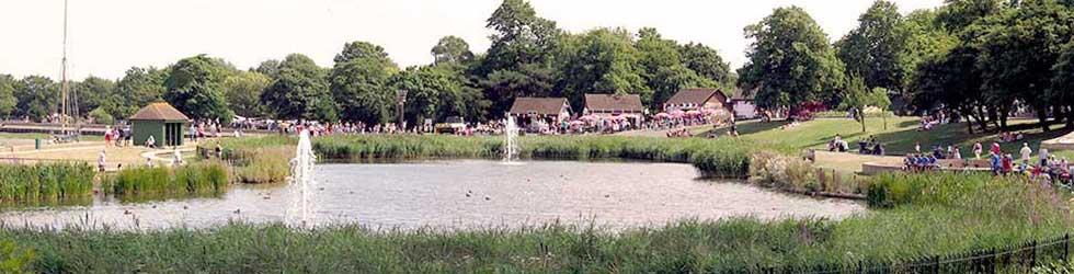 Visit Maldon 39 S Promenade Park